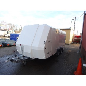 BRIAN JAMES TRAILERS RACE SPORT 3000 KG