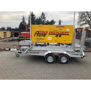 BRIAN JAMES TRAILERS CARGO DIGGER PLANT 2, 3500kg