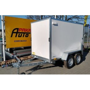 KONTENER CARGO TEMARED BOX 2512/2 DMC 2000kg