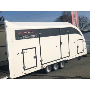 BRIAN JAMES TRAILERS -  RACE TRANSPORTER 6