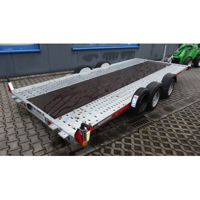 BRIAN JAMES TRAILERS A4 TRANSPORTER 3000 KG