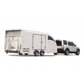 BRIAN JAMES TRAILERS -  RACE TRANSPORTER 5