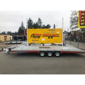 BRIAN JAMES TRAILERS T6 TRANSPORTER