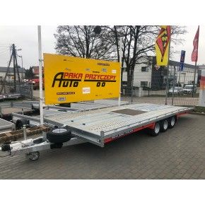 BRIAN JAMES TRAILERS T-TRANSPORTER