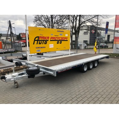 BRIAN JAMES TRAILERS CARGO CONNECT